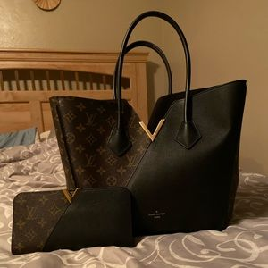 Louis Vuitton Kimono Style Bag and wallet